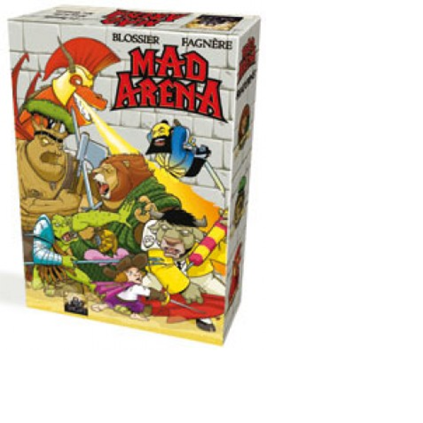 Mad Arena